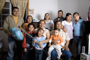 The majority of Mexican families are patriarchal