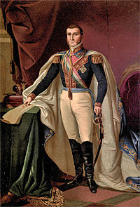 Augustín de Iturbe gained Mexican independence but then declared himself emperor